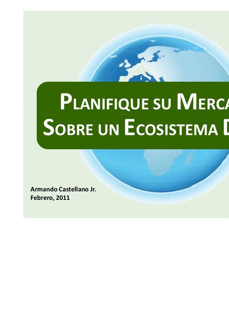 Planifique su Mercadeo Sobre un Ecosistema Digital