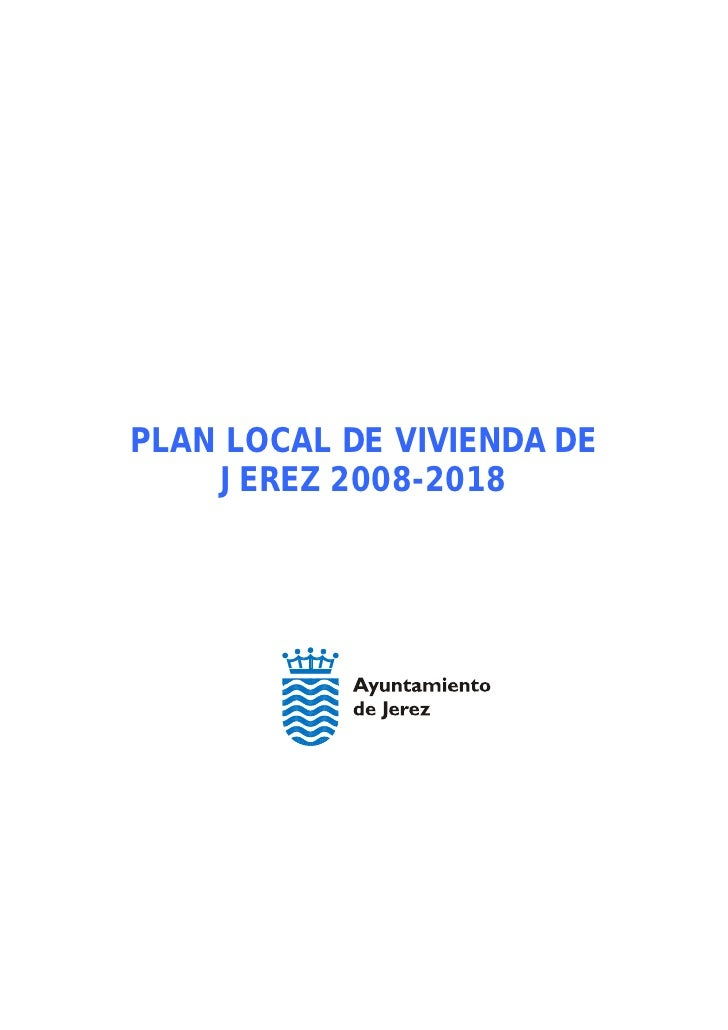EMUVIJESA plan local de vivienda
