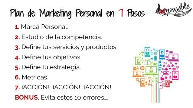 10 pasos plan de marketing Advertencia: contenido altamente pr ctico mega gu a de c mo crear tu plan de marketing personal: 9448 palabras, 6 plantillas de trabajo y 4 v deos.