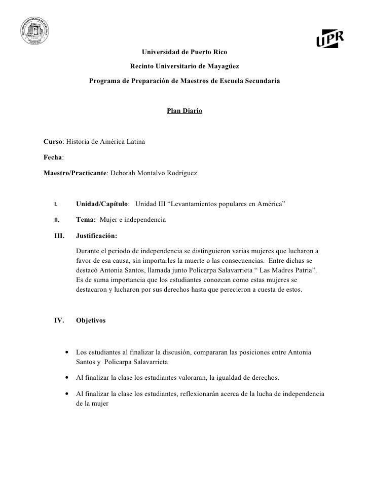 Universidad de Puerto Rico                                  Recinto Universitario de Mayagüez                   Programa d...