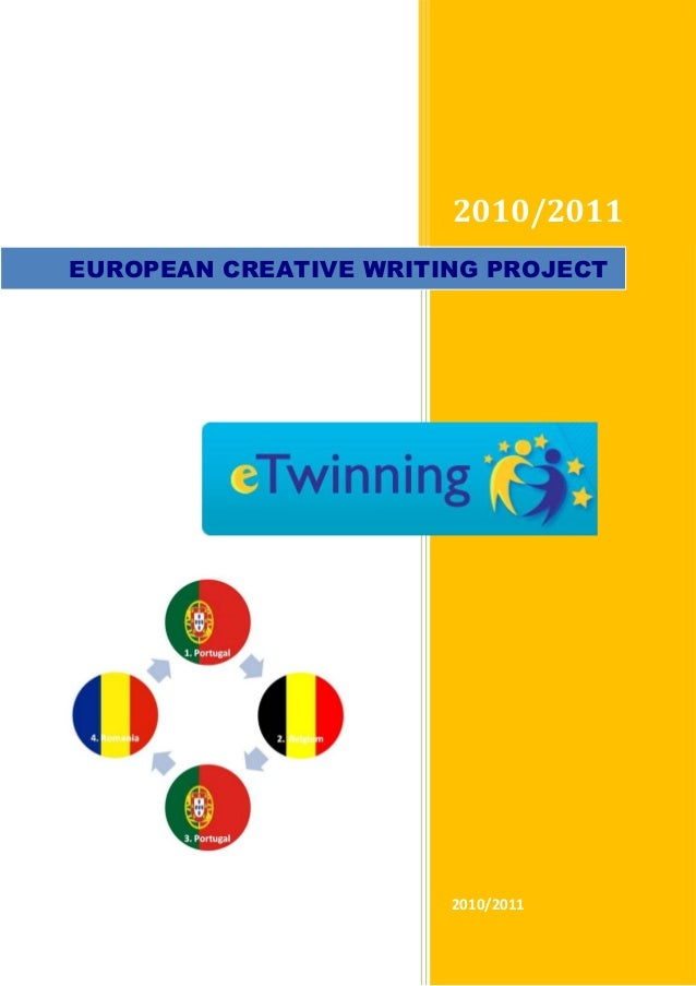 2010/2011 2010/2011 EUROPEAN CREATIVE WRITING PROJECT
