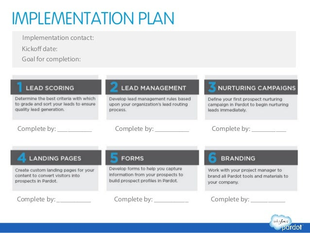 Pics for implementation plan template powerpoint for Implementation approach template