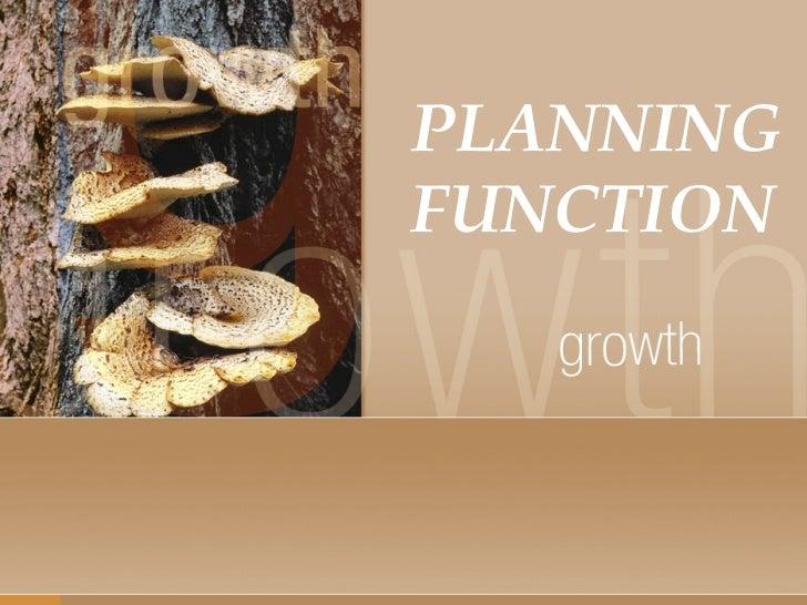 Planning (6) 2