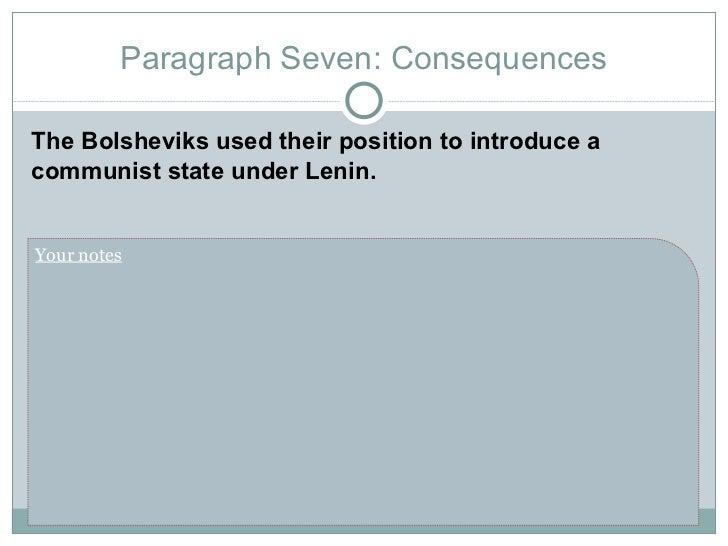essay on the bolsheviks