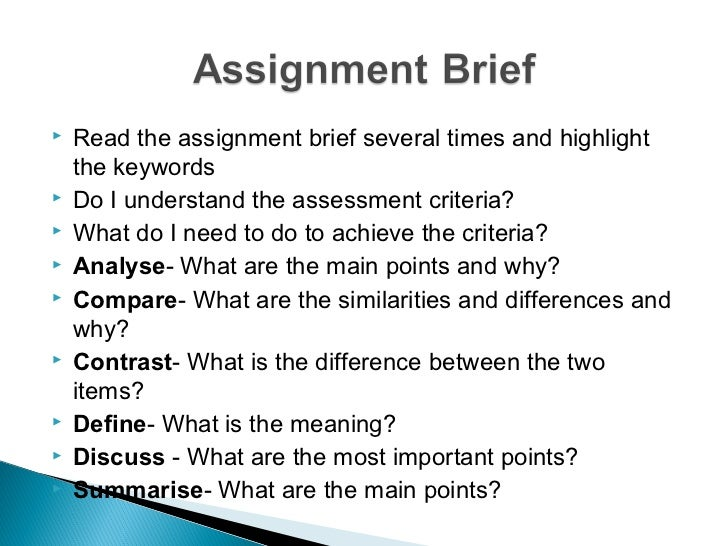 planning an essay assignment student Talk to other students different types of assignment writing (eg essays a one-side outline plan with boxes for you to complete to plan your essay from.
