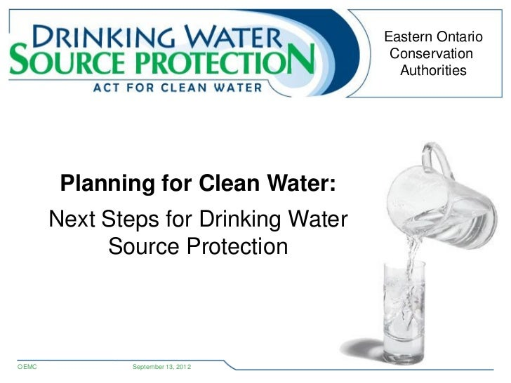 Planning for clean water