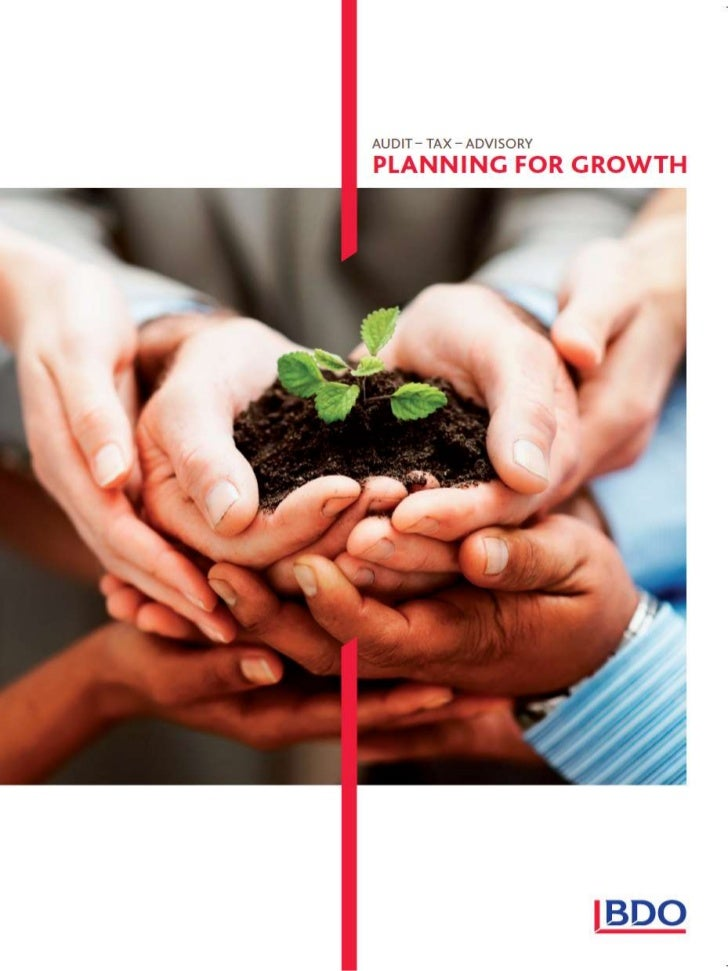 BDO Ireland - your experts in business growth