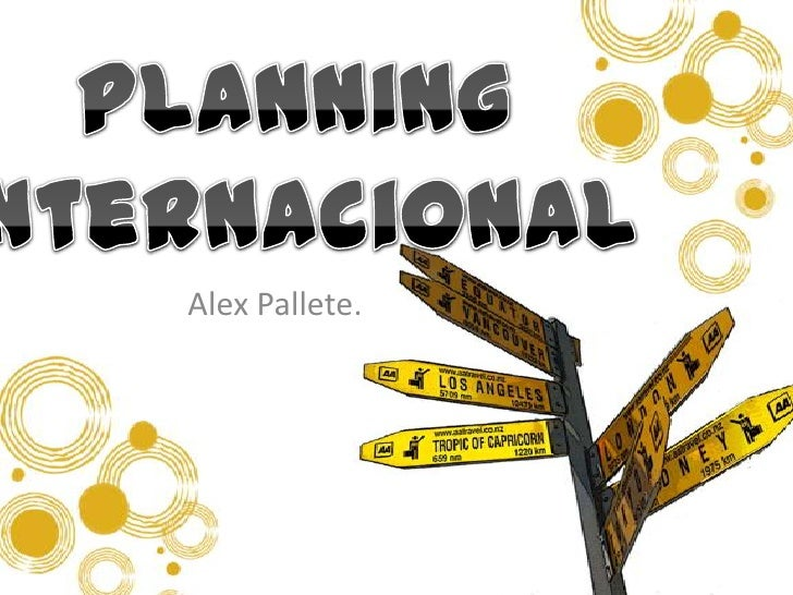 Alex Pallete.