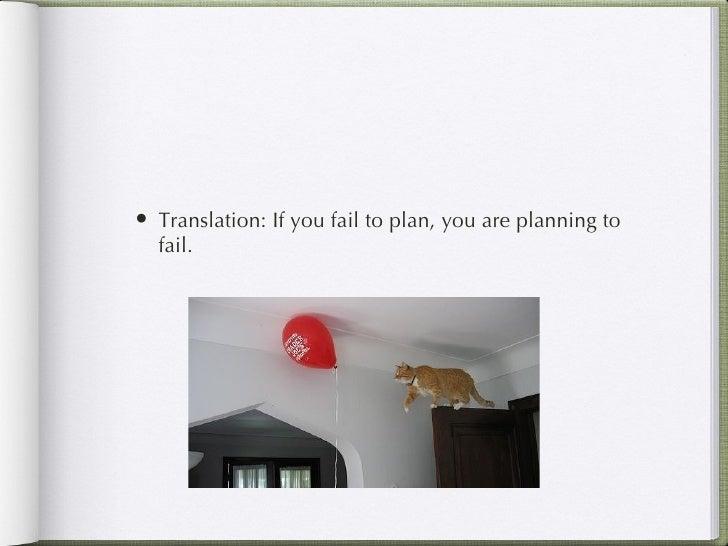 Planning dissertation