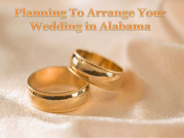 The first rule of carrying of the perfect southern wedding is finding the perfect wedding location in Alabama