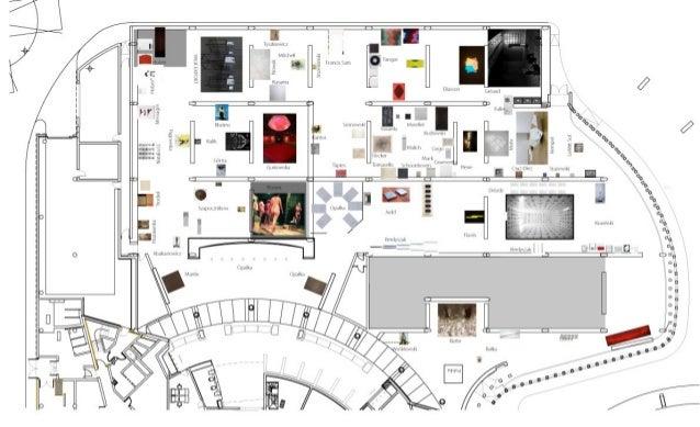 Plano de la exposición 'Grażyna Kulczyk Collection. Everybody Is Nobody for Somebody'