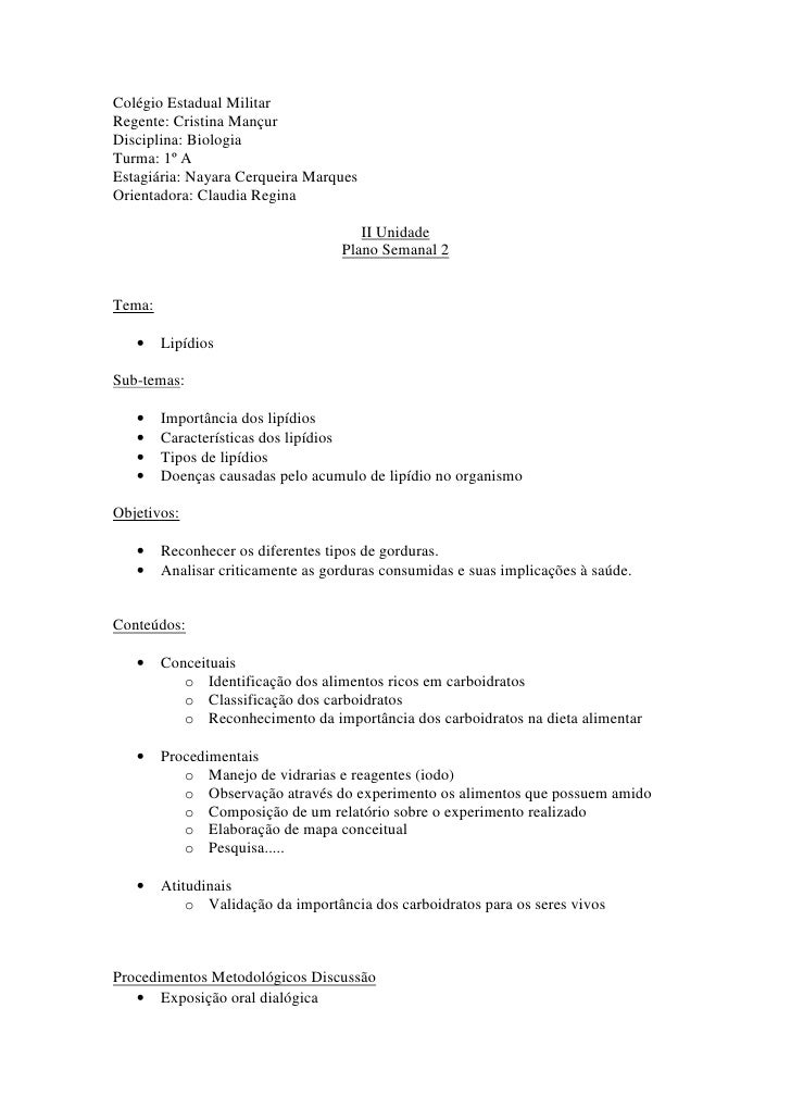 Plano aula 2