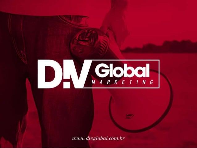 DIVGlobal Plano de Marketing