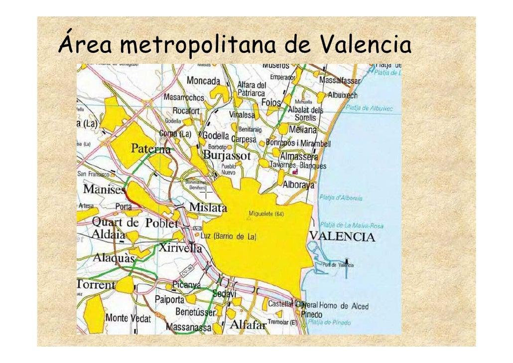 Plano de valencia comentario - El tiempo en paterna valencia ...