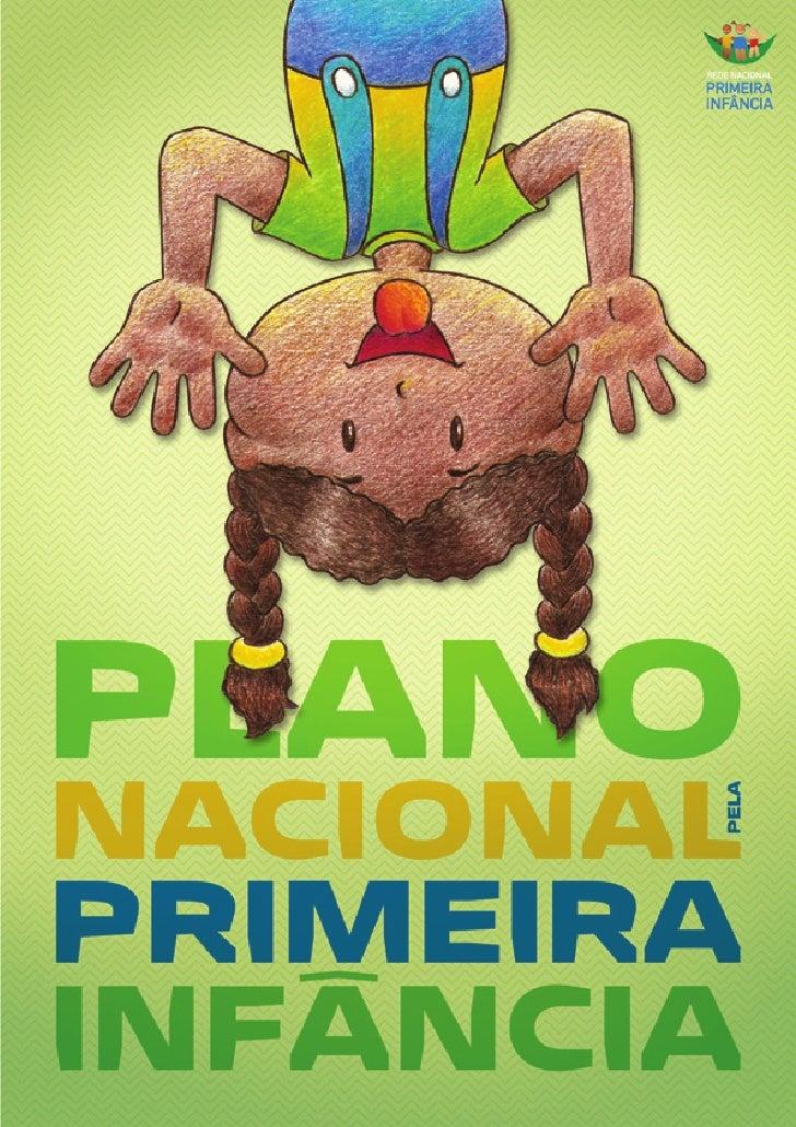 Plano nacional pela primeira infancia_resumido