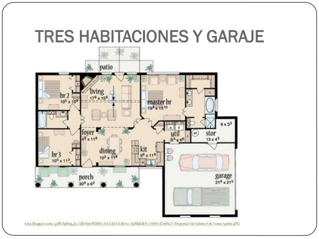 28 planos de viviendas gratis arqhyscom planos de - Fotos de planos de casas ...