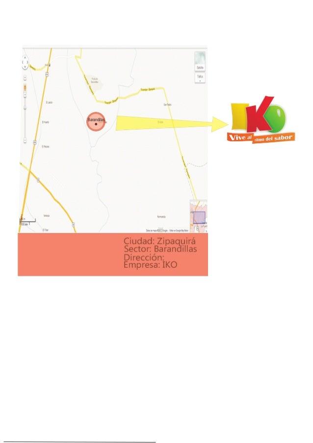 Barandillas              Ciudad: Zipaquirá              Sector: Barandillas              Dirección:              Empresa: ...