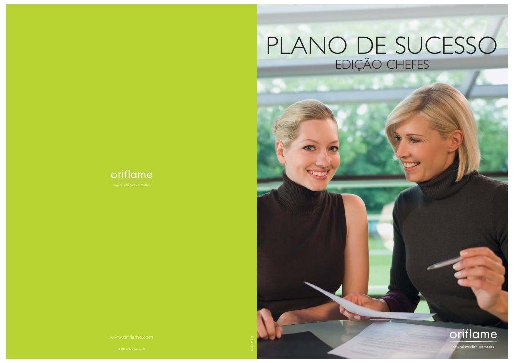 Plano sucesso chefes2010