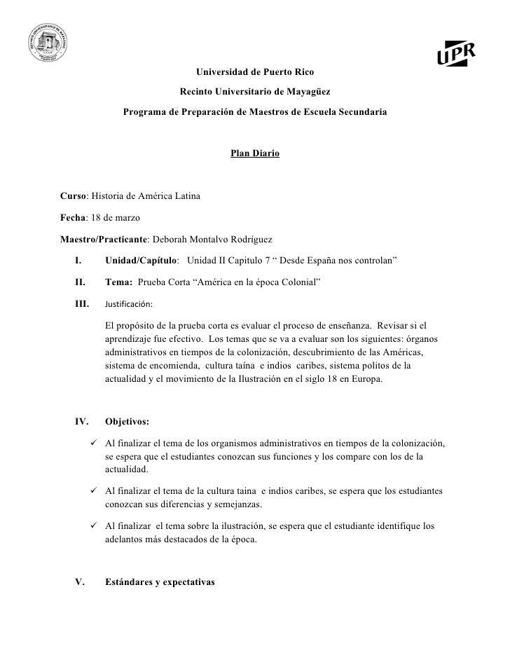 Universidad de Puerto Rico                                 Recinto Universitario de Mayagüez                   Programa de...