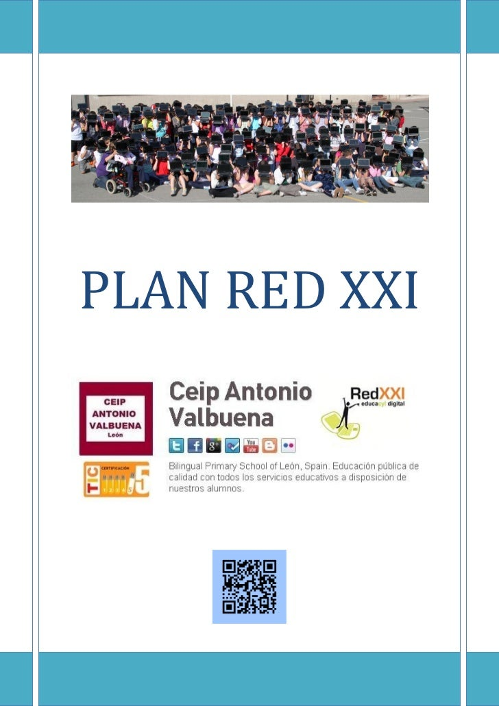 Plan red xxi_ceip_av