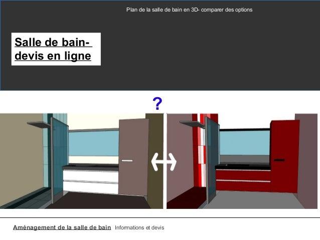 Plan salle de bain 3d - Amenagement salle de bain 3d gratuit ...