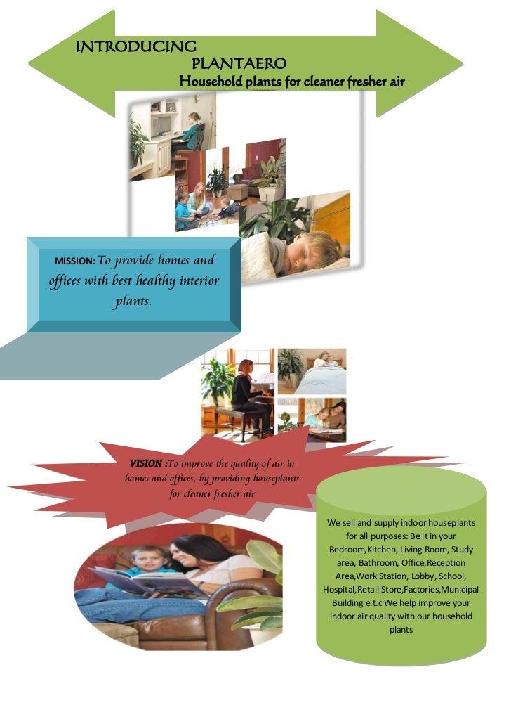Plantaero Brochure