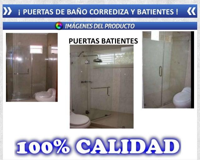 Puertas De Baño Batientes:PUERTAS DE BAÑO CORREDIZA Y BATIENTES !PUERTAS BATIENTES