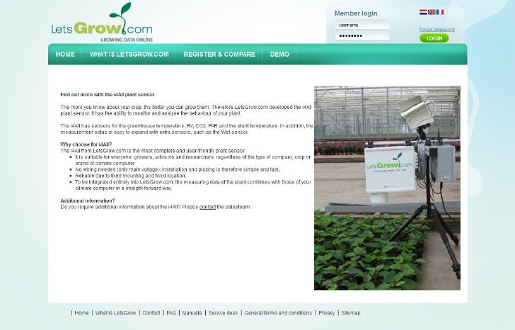 Plant sensor i4 all   letsgrow.com