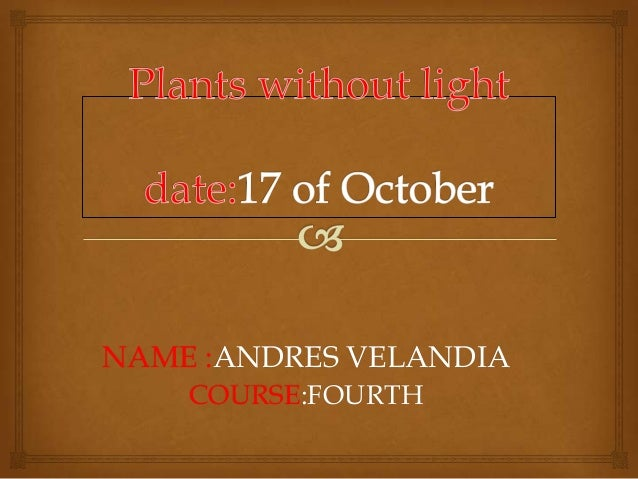NAME :ANDRES VELANDIA COURSE:FOURTH