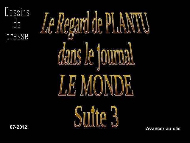 07-2012   Avancer au clic