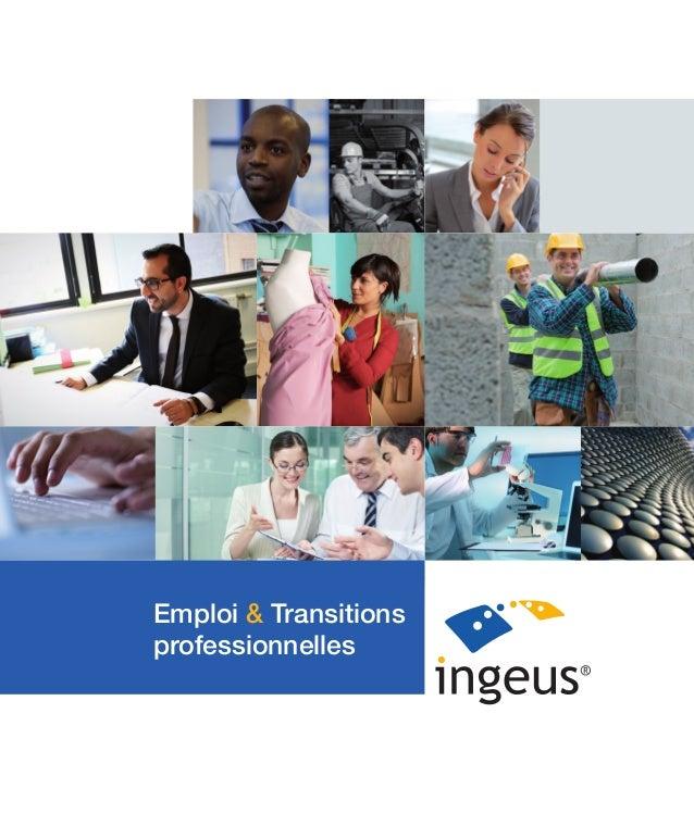 Emploi & Transitions professionnelles
