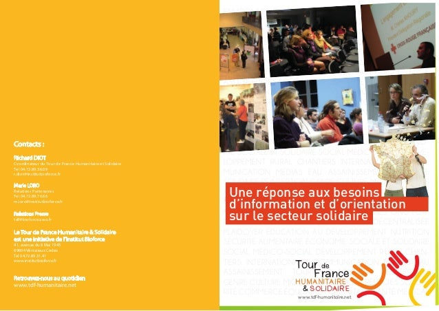 ENVIRONNEMENT DE LA SOLIDARITÉ INTERNATIONALE DROITS DE L'HOMME PLAIDOYER ÉDUCATION AU DÉVE- LOPPEMENT NUTRITION SÉCURITÉ ...