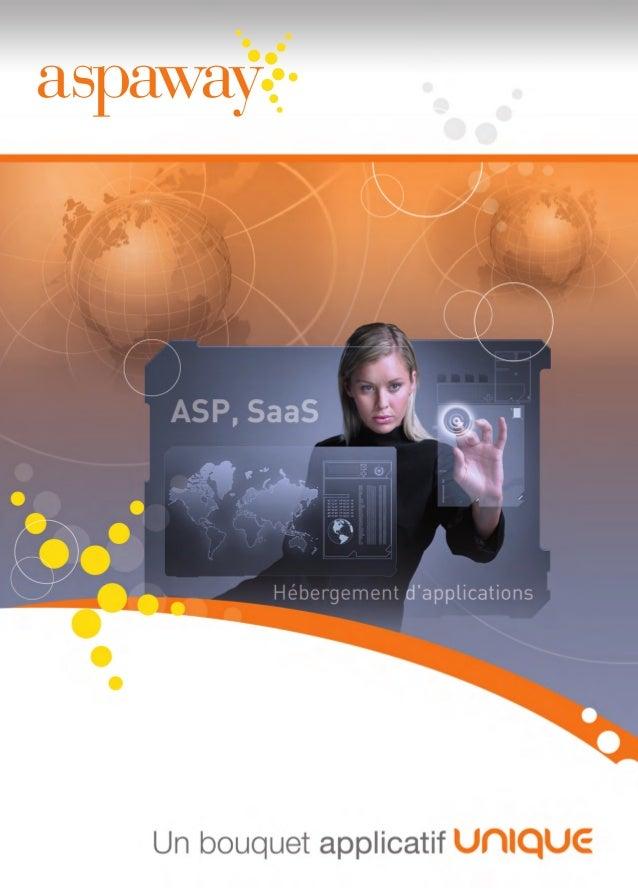 Notre entreprise, fondée en 2000, a été une des toutes premières à vanter les mérites du modèle ASP/SaaS. Considérée comme...