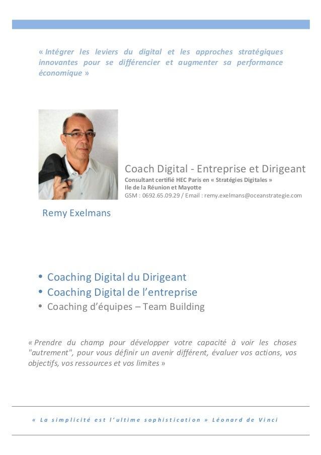 A      «  Intégrer   les   leviers   du   digital   et   les   approches   stratégiques   innovant...