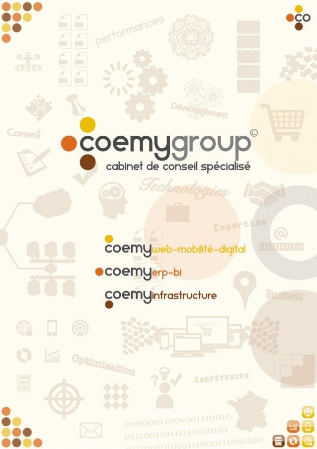 Présentation COEMY GROUP 2014