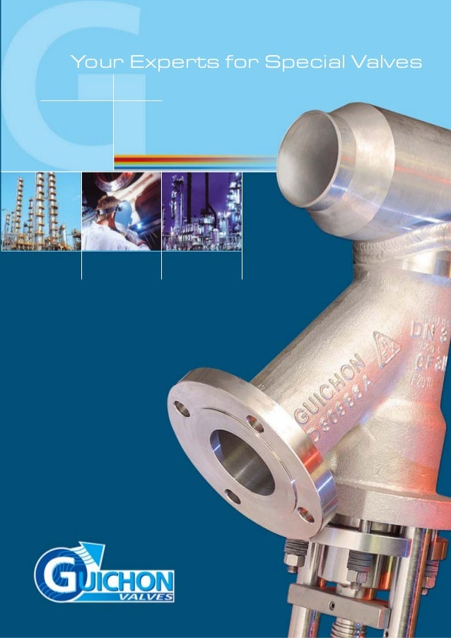 Your Experts for Special Valves