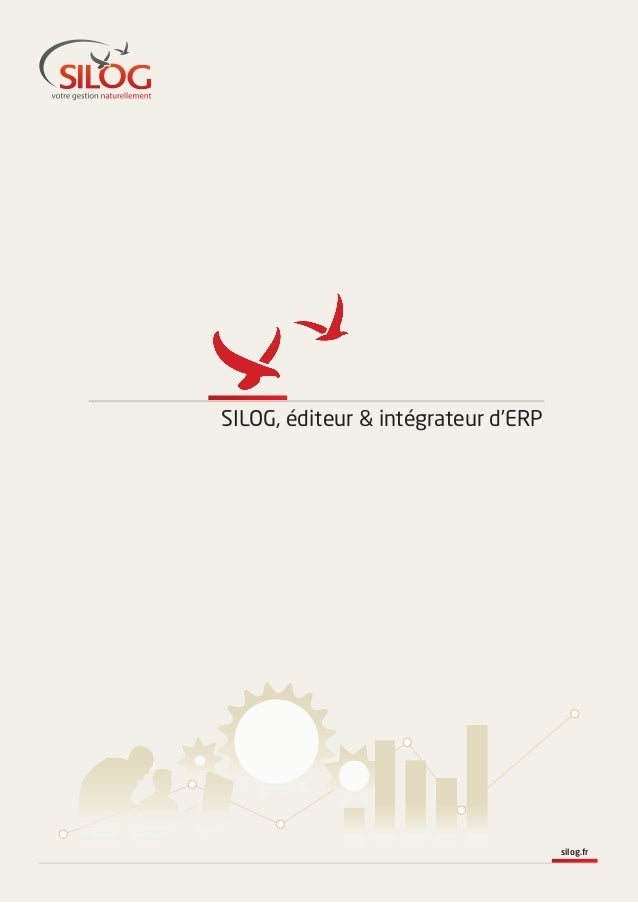 silog.fr SILOG, éditeur & intégrateur d'ERP