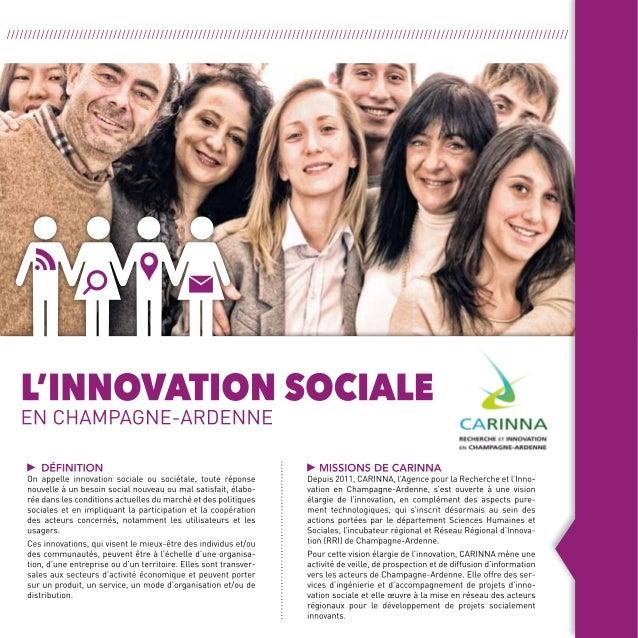 Nom de la catégorie Critères OUI NON Innovation …. 1. Degrés d'innovation Innovation de rupture Amélioration de l'existant...