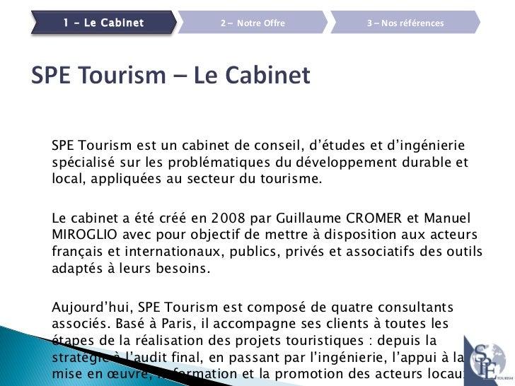 plaquette developpement durable spe tourism. Black Bedroom Furniture Sets. Home Design Ideas