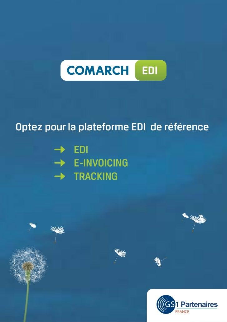 Plateforme EDI, Echange de donnée Informatisées