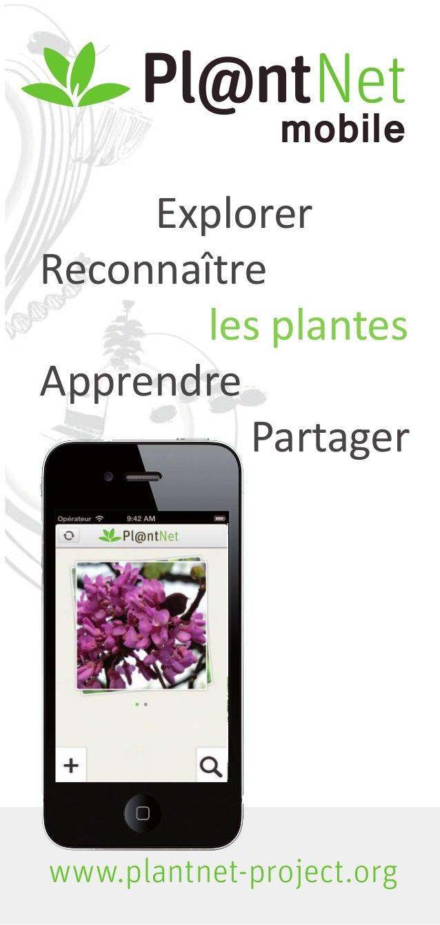 Plaquette plantnet mobile10