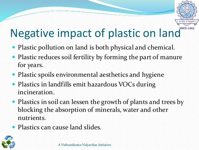 Essay about plastic