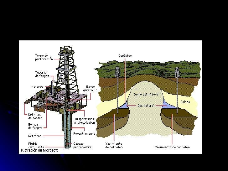 Resultado de imagen de El proceso de formación del petróleo