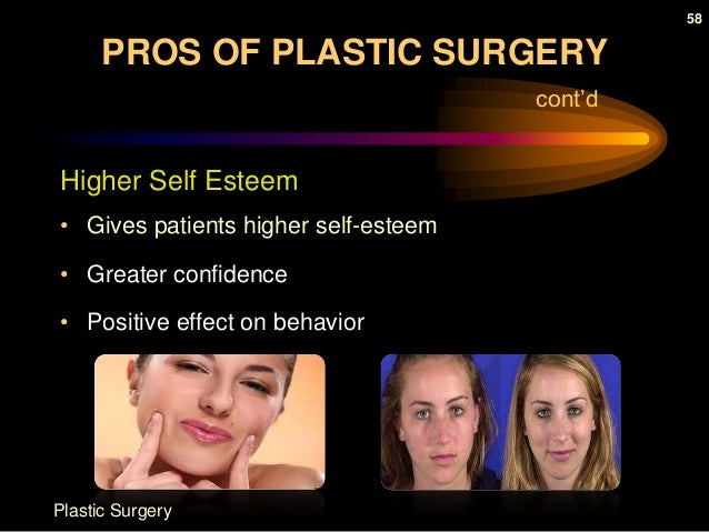 benefit of cosmetic surgery essay