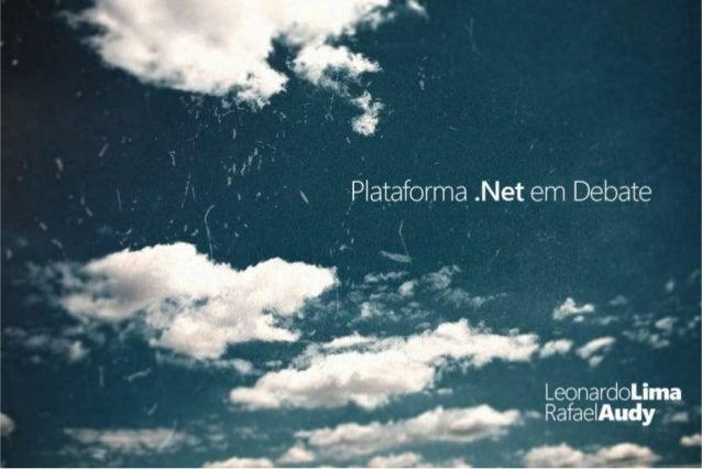 Plataforma.net em debate