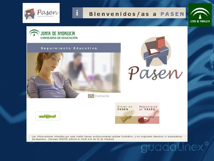 Plataforma Pasen