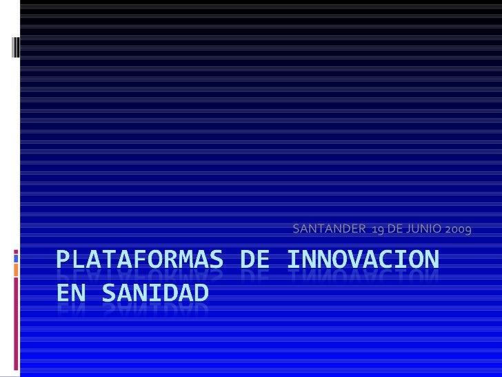 Plataforma De Innovacion Curso Uimp