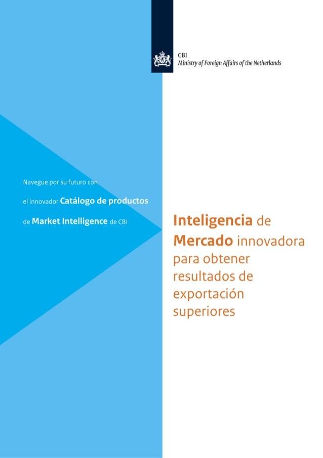 Plataforma informacion comercial cbi