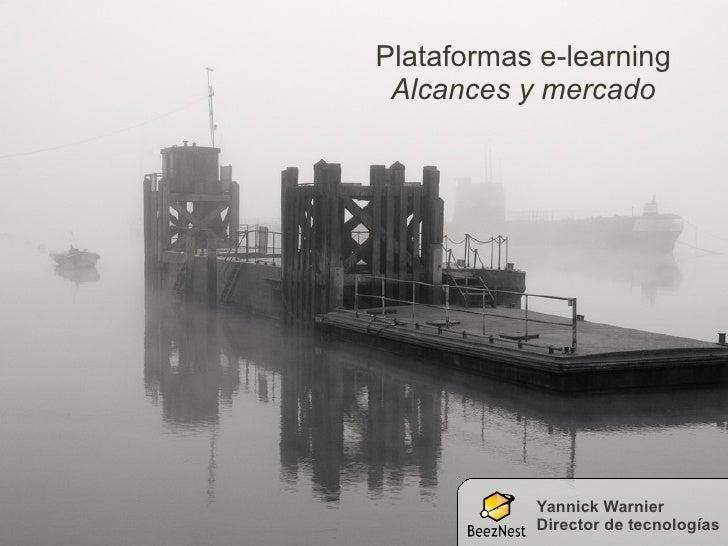 Selección de plataformas e-learning