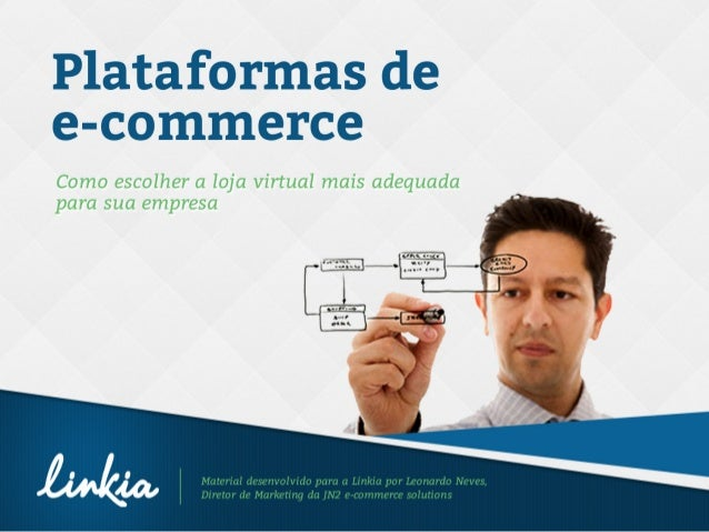 Plataforma de e-commerce - plataforma para loja virtual